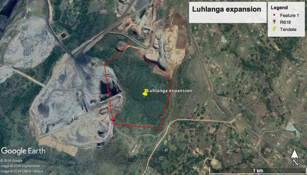 PUBLIC MEETING – LUHLANGA PIT EXTENSION, IWULA AND WASTE 26